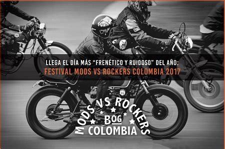 Festival de Motos Clásicas y Antiguas Mods Vs Rockers 2017 ...