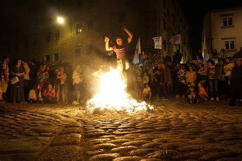 Festival de San Juan   Santiago de Compostela