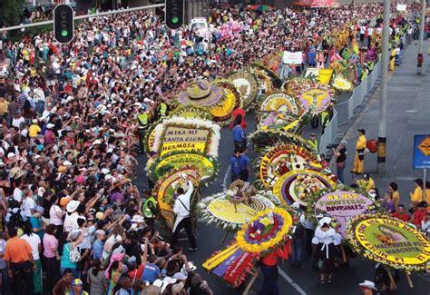 Festival des fleurs de Medellín, Antioquia. 8 Août ...