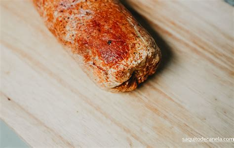 Fiambre de pavo casero, la receta perfecta   Saquitodecanela