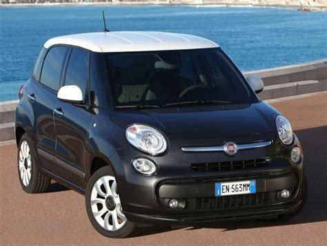 Fiat 500L Production Stopped Due To Weak Demand - Cars.co.za