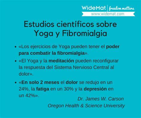 Fibromialgia: Tratamiento con Yoga y meditación   WideMat