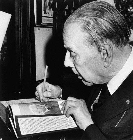 Ficciones en OMR: Jorge Luis Borges | Ficciones Reales