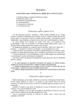 FICHA DE LECTURA 1.−Ficha bibliográfica: