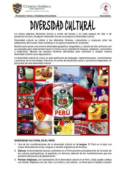 Ficha informativa diversidad cultural by Carlos Neyra - Issuu