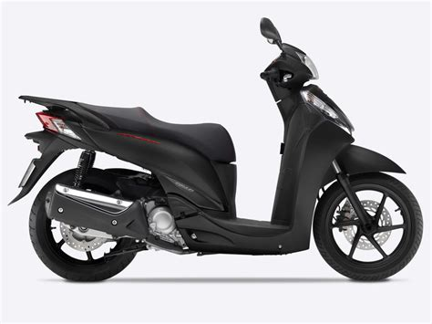 Ficha técnica da Honda SH 300i 2016 a 2019