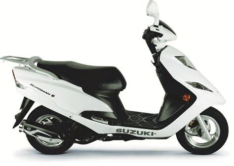 Ficha técnica da Suzuki Burgman 125i 2012 a 2019