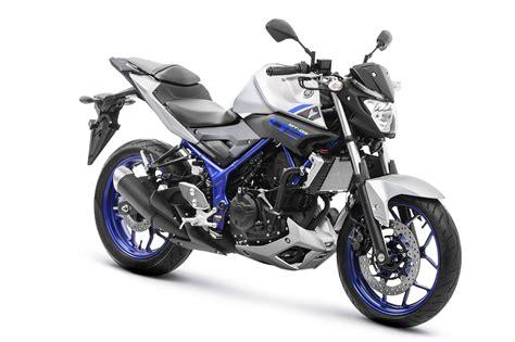Ficha técnica da Yamaha MT-03 2016 a 2019