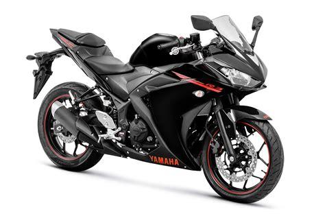 Ficha técnica da Yamaha R3 2016 a 2019