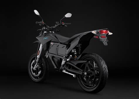 Ficha técnica, fotos y precio de la moto eléctrica Zero ...