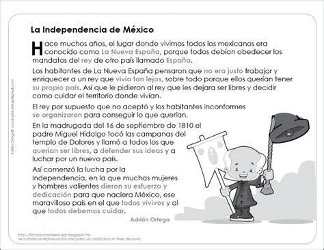 Fichas para preescolar: Cómo explicar la Independencia a ...