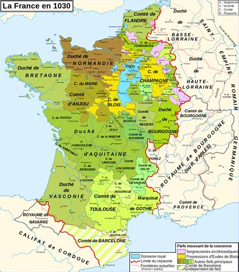 Fichier:Map France 1030 fr.svg — Wikipédia