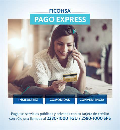 Ficohsa Pago Express | Ficohsa