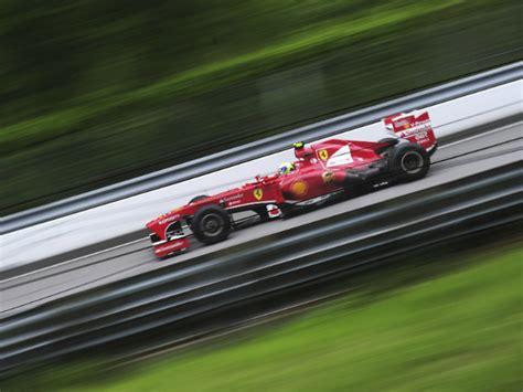 Fiero Vettel no perdona | Atraccion360