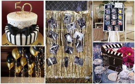 Fiesta de 50 Cumpleaños ⇒ Ideas para celebrar medio siglo
