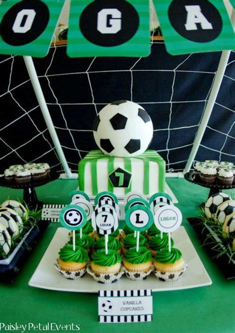 Fiesta de cumpleaños Fútbol - DECORACIÓN FIESTAS