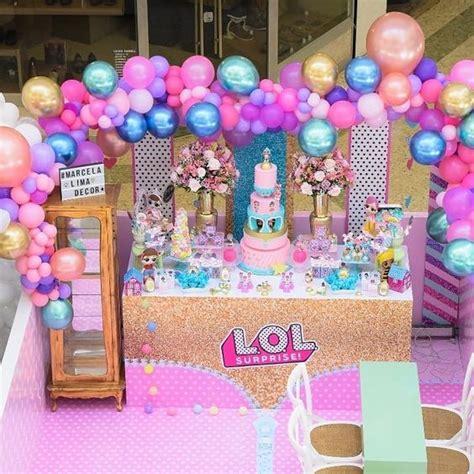 Fiesta de cumpleaños LOL surprise | Lo mejor en eventos 2018