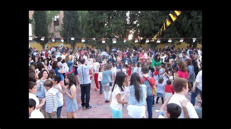 Fiesta de la Familia Vedruna 2013   YouTube