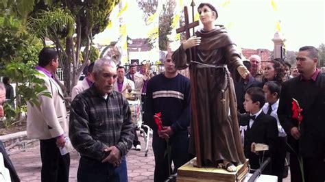 FIESTA DE SAN FELIPE DE JESUS 2.0 JAL MEXICO 2011 - YouTube