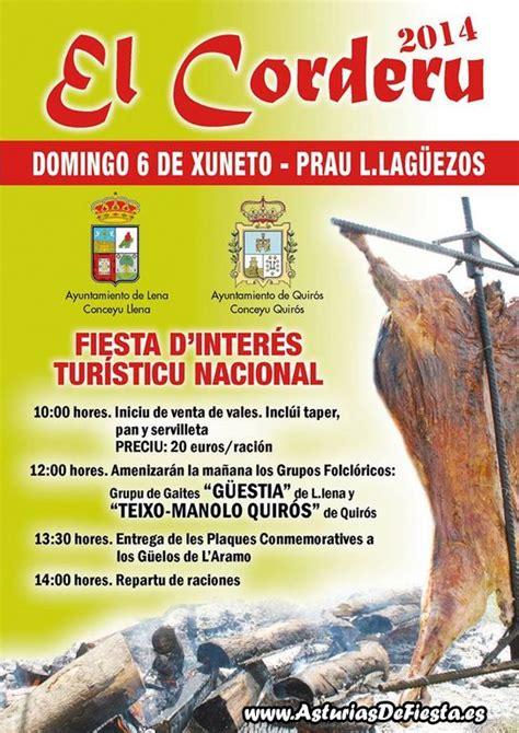 Fiesta del Cordero en Pola de Lena y Bárzana de Quirós ...
