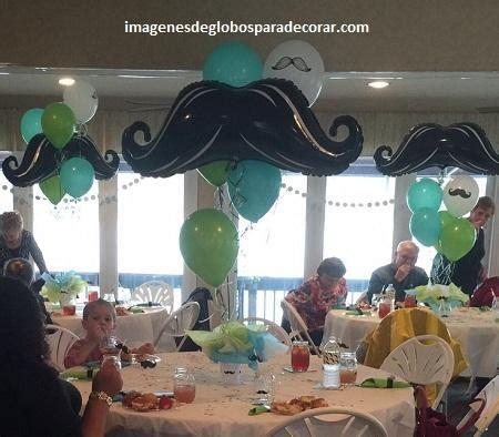 Fiestas con arreglos y decoracion en globos para hombres ...