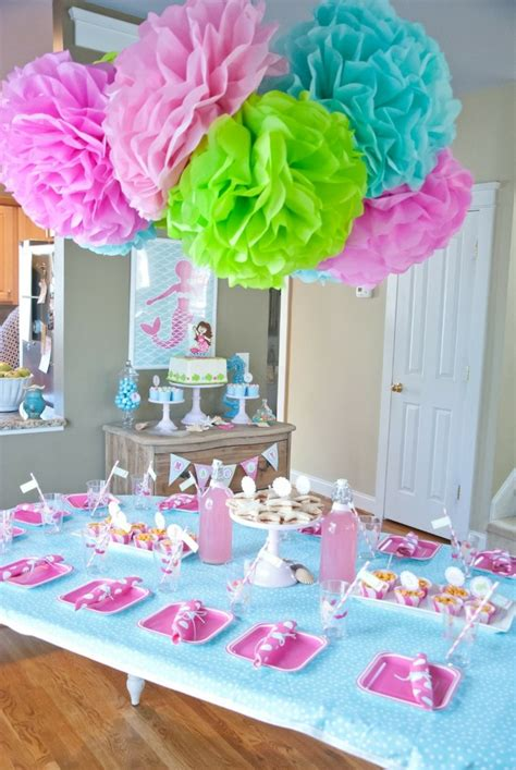 Fiestas infantiles: sorprende a tu niña en su día especial