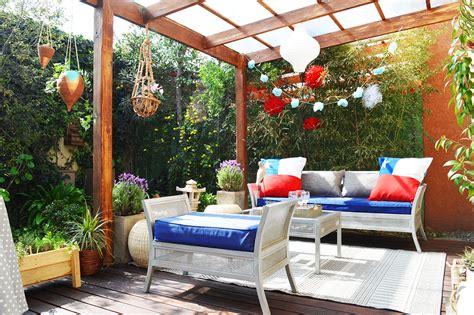 Fiestas Patrias: ideas para decorar la terraza | El Blog ...