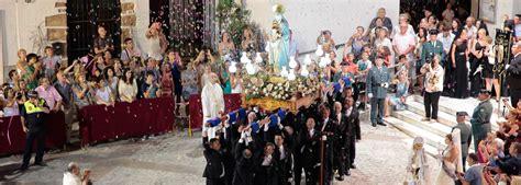 Fiestas Patronales  Virgen de las Nieves    Calpe