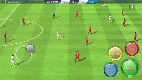 FIFA 16 para Android ya disponible
