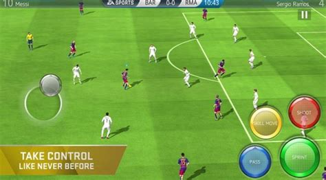 FIFA 16 Ultimate Team (Android) - Descargar gratis
