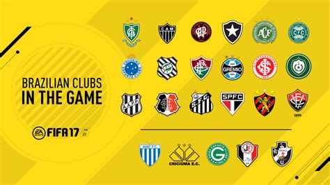FIFA 17 Brazilian Clubs – FIFPlay