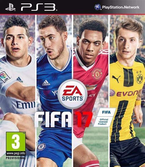 Fifa 17 Ps3 Digital   Pase En Linea Incluido   Cuenta Rut ...