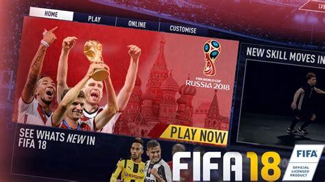 FIFA 18 | COPA DO MUNDO NO FIFA? | TEORIA | WORLD CUP IN ...