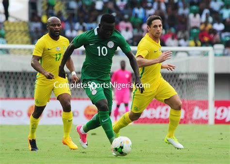 FIFA Rankings: Nigeria, Cameroon Rise; Zambia, South ...