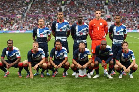FIFA rule Team GB football team won't take part in 2016 ...