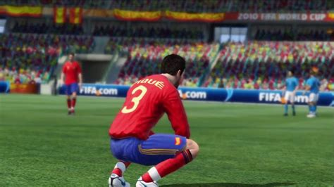 FIFA World Cup 2010 South Africa Gameplay  HD    YouTube