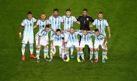 FIFA World Cup 2014: Argentina's journey to the final ...