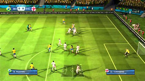 FIFA World Cup 2014   Demo Showroom   PS3   YouTube