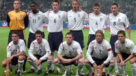 FIFA World Cup 2014 - England National Football Team ...