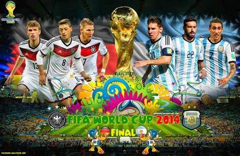 Fifa World Cup 2014 Final by jafarjeef on DeviantArt