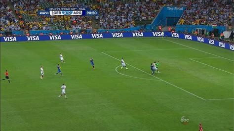 FIFA World Cup 2014 Final: Germany vs Argentina (2014 ...
