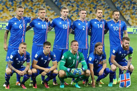 FIFA World Cup 2018 Qualifying Game Ukraine V Iceland ...