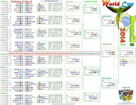 Fifa world cup 2018 schedule calendar (6) | Printable 2018 ...