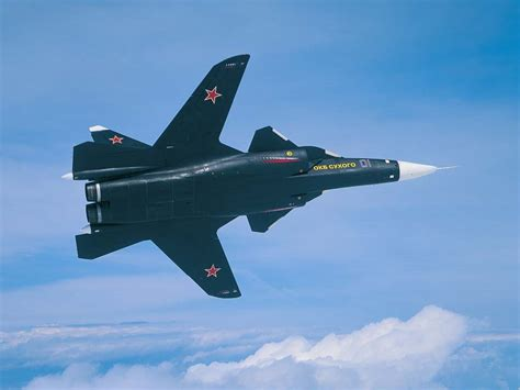 Fighter Jet: Russian Fighter Jets
