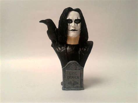 Figura El Cuervo The Crow Brandon Lee Rock Gothic Pelicula ...