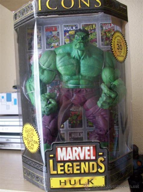 figura marvel legends icons hulk, la masa en ca - Comprar ...
