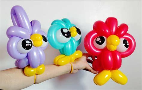 Figuras con globos, formas de decorar el interior en ...