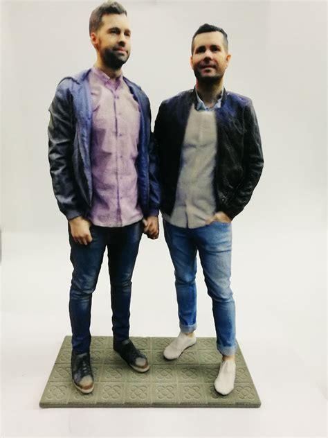 Figuras de Novios Personalizadas 3D | Selfierhouse