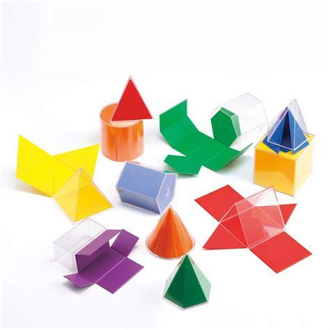 Figuras Geométricas 2D y 3D para el aula   kinuma.com