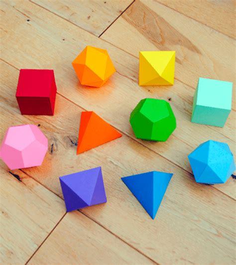 Figuras Geométricas en 3D | EducAnimando